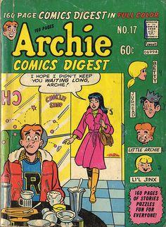 classic archie comics | old archie comics