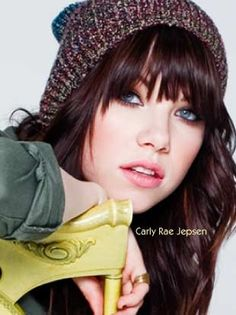 Carly Rae Jepsen, why are you so cute.