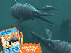 Launching a nationwide kids campaign for supermarket Albert Heijn, bringing them education combined with augmented and virtual reality . Kids can save cards with facts about dinosaurs. 20 cards have special augmented and virtual reality capabilities. - May 2016 (April 2017: rewarded with a Bronze Esprix)