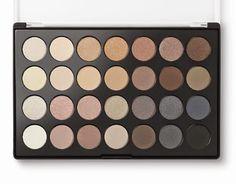 LA CARÈNE: BH cosmetics essential eyes– 28 color eyeshadow pa...so excited to get mine :)