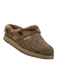 Take a look at this Camel Puffers Clog by BOBS from Skechers on #zulily today!