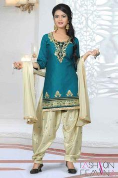 #Buy Patiala Salwar Kameez at Lowest Price in India. #patialasalwarkameez #salwarsuits #salwarsuitsonline