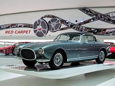 Ferrari Pays a Tribute to its Founder with a Stunning Exhibit