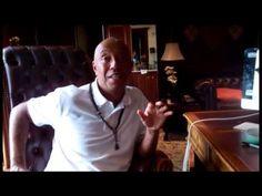 Virgin Vegan author Linda Long talks with Russell Simmons