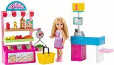 Barbie Chelsea Doll, Barbie Doll Set, Baby Barbie, Mattel Barbie, Poupées Our Generation, Accessoires Barbie, Barbie Playsets, Barbie Doll Accessories, Princess Toys
