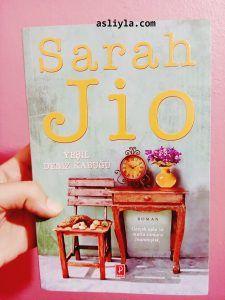 #sarahjio #kitap #book #yeşildenizkabuğu #pena
