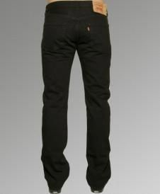 LEVI 501 REGULAR FIT MENS JEANS - BLACK for cj with chain  MensJeans ... 69e51c5d8
