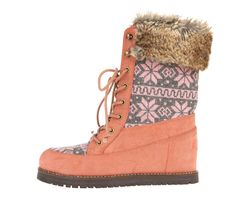 Nordic Fuz Walker Boots be fun to have these in the winter wardrobe.