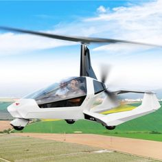 A new gyroplane is among the elite of the new era of gyroplanes. Based on the experience in the operation of gyroplanes the company... GYROCOPTER JOKER IS THE RIGHT SOLUTION FOR FANS OF FLYING A FUTURISTIC DESIGN WITH THE MOST POWERFULL TECHNOLOGY