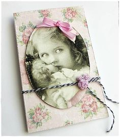 misha_cards / Pre dievčatko