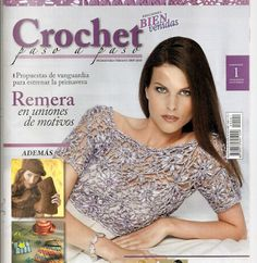 Crochetpedia: Crochet Books Online - Crochet Wome'sn Top Patterns