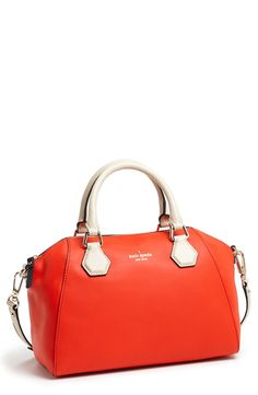 kate spade new york  catherine street - pippa  leather satchel  668e621d6be