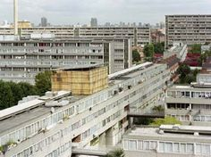 The Aylesbury Estate in Walworth, south London South London, Old London, Council Estate, Hans Peter, Tower Block, Social Housing, London Museums, London House, Sense Of Place