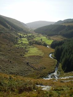 Wicklow National Park, Ireland! (P.s. I Love You was filmed here!)