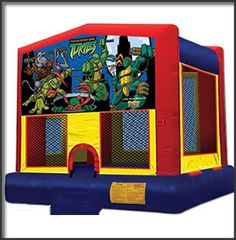 teenage mutant ninja turtles party - Google Search