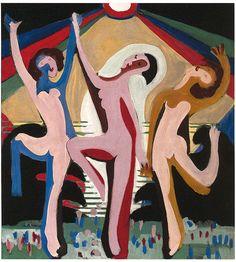 aubreylstallard:Ernst Ludwig Kirchner, 1932