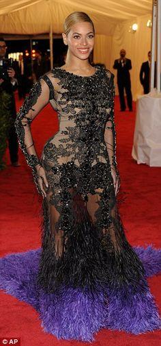 Beyonce - Met Gala