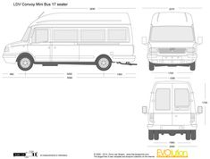 ldv 400 convoy specifications - Google Search | car design ...