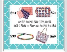April is Autism Awareness Mouth and for the 2nd year Stella & Dot has teamed up with HollyRod Foundation!