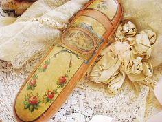 French Vanity Box - フランス、イギリスのアンティーク、常時1000点以上の品揃え♪バラと天使のロマンチックなアンティークが盛りだくさん♪