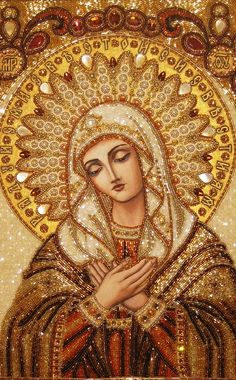 Our Lady of Tenderness | Notre Dame de tendresse