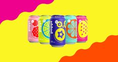 Fun(ctional) prebiotic soda for all. Our ACV is in stealth mode, so all you taste is pure poppi flavor. Yummy Drinks, Healthy Drinks, Healthy Eats, Soda Addiction, Sugar Crisp, Relieve Bloating, Ginger Juice, Eat Pizza, Acv