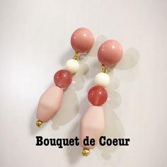 Handmade vintage earrings