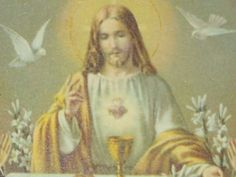 """""""I can no longer avoid the thought that in the wonderful scope of His Love, Jesus makes Himself perceptible and shows Himself to His lowliest creature in all the splendors of His Heart."""" - St. Gemma"""