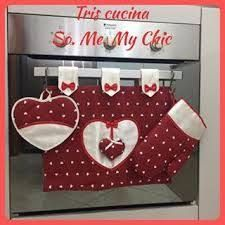 Christmas Mood, All Things Christmas, Sewing Crafts, Sewing Projects, Cuisines Diy, Red Kitchen, Love Sewing, Craft Organization, Little Gifts