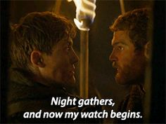 How I feel every night when I walk onto the unit for my shift...