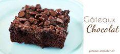 Gâteau au chocolat et courgettes façon Weight Watchers sans beurre et sans sucre. Un gâteau moelleux, léger et 0 calories.