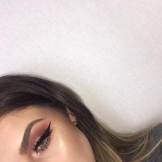 @vandanabadlanil Pretty Beauty, girl, girly, hair, makeup, love, icon, eyelash, brows, nails, fashion, style, girl inspiration, gorgeous people, image, cute, lush, life