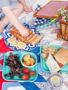 A Mother's Day Picnic Menu — The Kitchn | Apartment Therapy Main | Bloglovin'