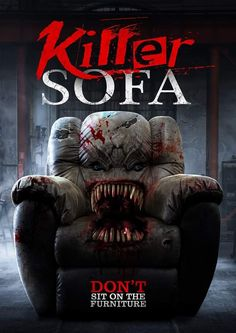 The title and the story it implies is enough to get eyes on the upcoming horror film Killer Sofa. But is this feature from Mad Kiki and 1220 Film Movies 2019, Comedy Movies, Hd Movies, Scary Movies, Streaming Vf, Streaming Movies, Horror Trailer, Latest Horror Movies, Gugu