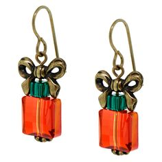 We Believe In Santa Earrings | Fusion Beads Inspiration Gallery