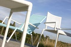 New Lido photos - something a bit different! Contemporary Garden Furniture, Outdoor Furniture, Outdoor Decor, Sun Lounger, Chair, Photos, Home Decor, Chaise Longue, Decoration Home