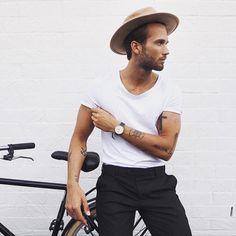 simple style, simple bike, simple man erik forsgren | instagram: @fson19