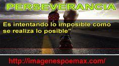 Intentando lo imposible como se realiza lo posible