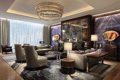 JW Marriott President Suite