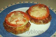 Сытное блюдо из мяса, запекается в духовке.