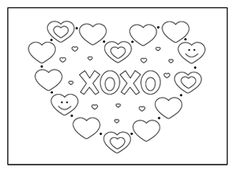 Unique Kids Valentine Coloring Pages 69 valentine coloring pages valentine