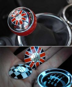 Custom Shift Knob Insert
