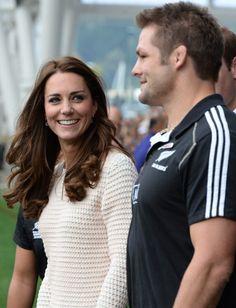 Kate Middleton - The Duke And Duchess Of Cambridge Tour Australia And New Zealand - Day 7