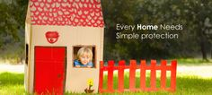 Every home needs simple protection Save 10% use code PROTECT10