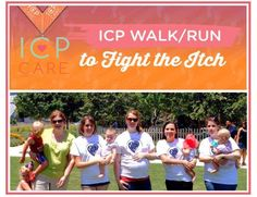 2018 Virtual ICP Walk/Run to Fight the Itch. Events - ICP Care  Cholestasis of Pregnancy  ICP Awareness