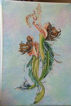 Mirabilia - Mermaids of the Deep Blue
