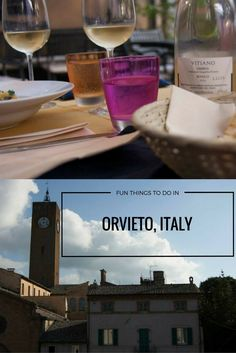 Things to do in Orvieto