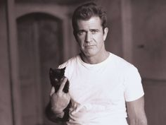 mel gibson was not always all bad, apparently