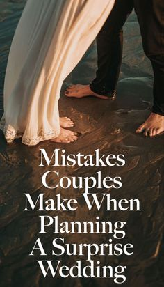 10 Mistakes Couples Make When Planning A Surprise Wedding Wedding Day Timeline, Wedding Advice, Wedding Vendors, Wedding Ideas, Plan A, How To Plan, How To Make, Suprise Wedding, Shower Tips
