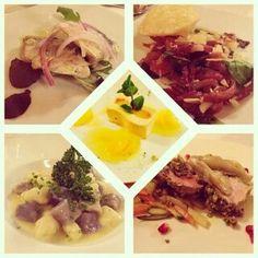 Super cenetta di Gala questa sera!!! Un sacco di piatti speciali preparati dal NS Mattia!! #pinetaslurp...